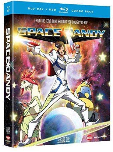 Space Dandy: Season 1 (Blu-ray/DVD Combo)