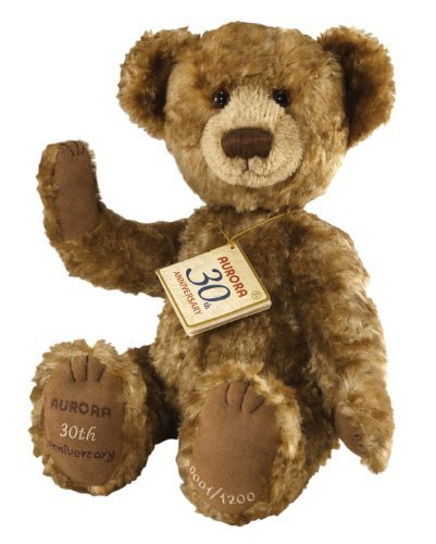 Aurora World Inc Aurora World 30th Anniversary Bear by Aurora World Inc