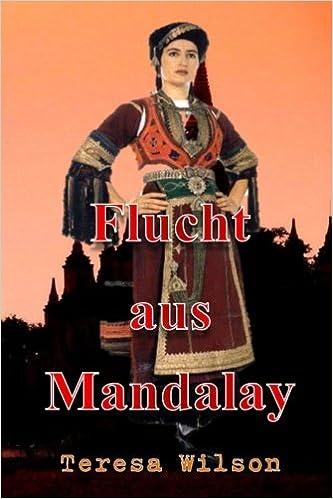 Book Flucht aus Mandalay: German Version