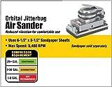 """Jitterbug Sander, 8"""", Industrial Duty, Model"""