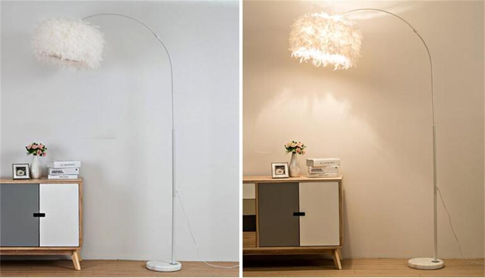 Fußboden Schlafzimmer Lampen ~ Mena home kreative led feder fußboden lampen wohnzimmer studie