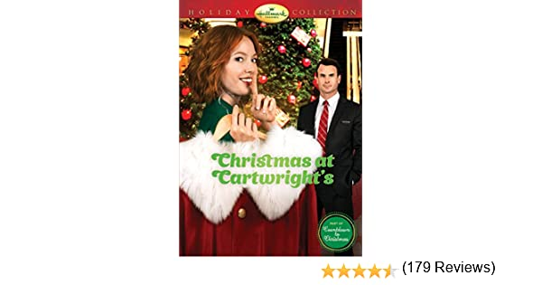 Amazon.com: Christmas at Cartwright's: Alicia Witt, Gabriel Hogan ...