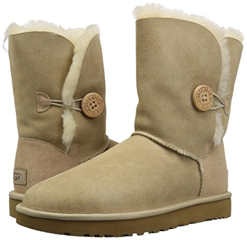 Sand Boots Ll Sheepskin Bailey Australia Womens Ugg Button Bq0a6T