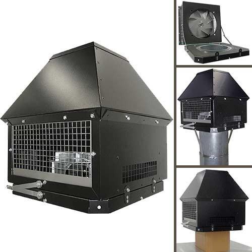 Amazon.com: Tjernlund - Ventilador para chimenea: Industrial ...