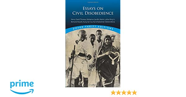 essays on civil disobedience dover thrift editions bob  essays on civil disobedience dover thrift editions bob blaisdell 9780486793818 com books