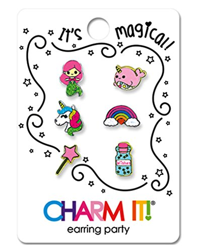 Price comparison product image CHARM IT! Magical Earring Party Set - 6 Interchangeable Earringa