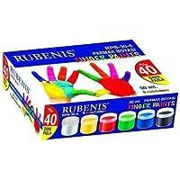 Rubenis 6 Renk Parmak Boyası