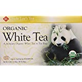 Uncle Lee's Tea Legends of China Organic White Tea, 100 Count Boxes