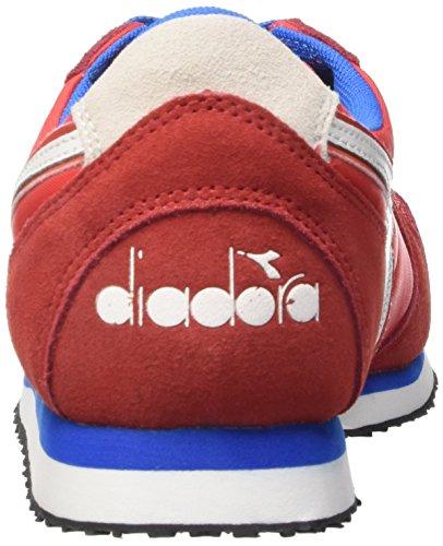 Diadora K_Run, Unisex Adults' Training Rosso (45032 Rosso Fer.italia)