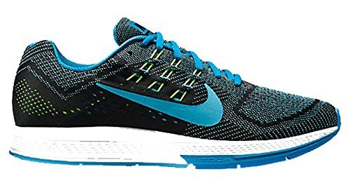 Nike Herren Air Zoom Structure 18 Laufschuhe Blaue Lagune Clearwater Black Flash Lime 401
