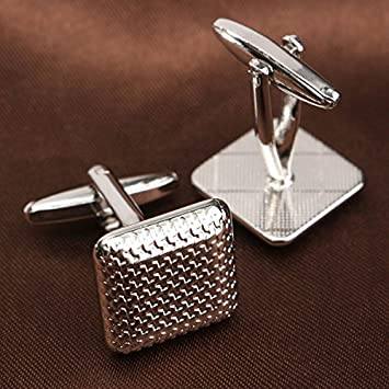 [Free Shipping] Pair Of Men Shirt Sleeve Button Business Wedding Party Suit Cufflinks /