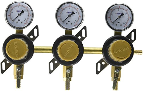Taprite CGR283 3 Way Secondary CO2 - Co2 Secondary Regulator