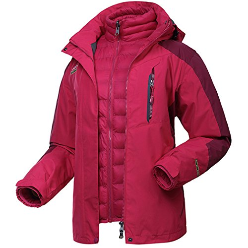 2010 Womens Snowboard Jacket - 5