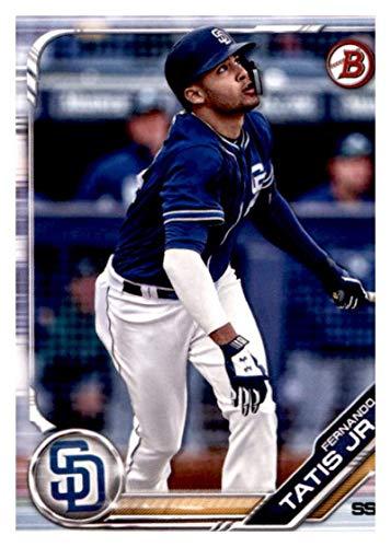 - 2019 Bowman Prospects #BP-25 Fernando Tatis Jr. RC Rookie San Diego Padres MLB Baseball Trading Card