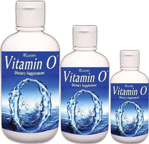 Vitamin O - Supplemental Oxygen 8 Oz. 8 Oz. 2