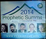 img - for 2014 Prophetic Summit at OCI in Cleveland, Tennessee (11 CD set) book / textbook / text book