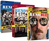 Reno 911! - Seasons 1-3 by Thomas Lennon