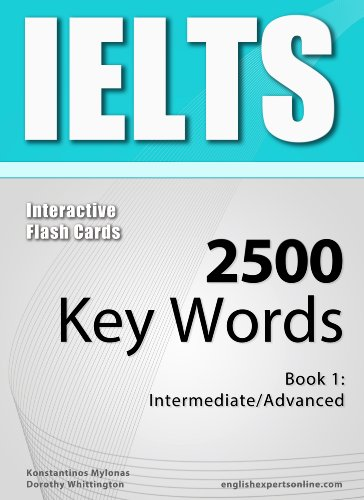 Download IELTS Interactive Flash Cards – 2500 Key Words. A powerful method to learn the vocabulary you need. Pdf