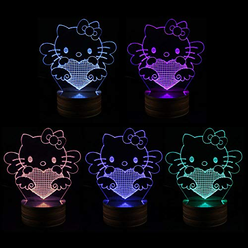 Hello Kitty Led Light in US - 9