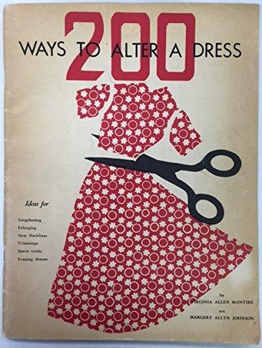 200 ways to alter a dress - 1