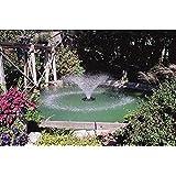 Kasco VFX Aerating Fountain - 1/2 HP, 120V, 50Ft. Cord, Model# 2400VFX050