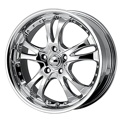 - American Racing Casino AR683 Chrome Wheel (17x7.5