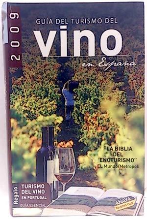 Guia del turismo del vino en España 2009 Guias Touring: Amazon.es: Aa.Vv.: Libros