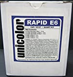 Ultrafine Unicolor E-6 Film Rapid Developing Kit 1 Quart