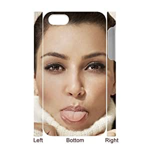 XOXOX Phone case Of kim kardashian Cover Case For Iphone 5C