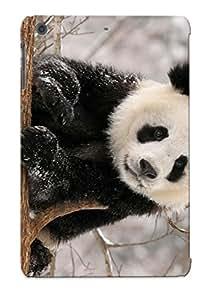 Crooningrose High Quality Shock Absorbing Case For Ipad Mini/mini 2-panda Bear wangjiang maoyi