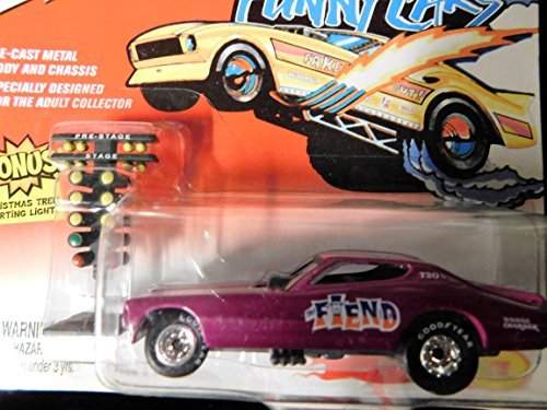 Fiend Tom Daniels Fearless Funny Cars (with christmas for sale  Delivered anywhere in USA