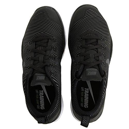 Nike Mens Versatilità Del Treno Libero, Nero / Nero-bianco, 7 M Us