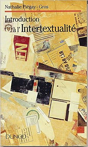En ligne téléchargement gratuit Introduction à l'intertextualité pdf