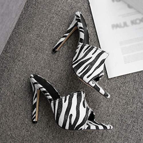 Chaussure Chaussons Pas Escarpins Claquette Flip Cher Femme Ete Plage Flops Talon Slippers Blanc Sandale De Magiyard 4HCxwq5P4