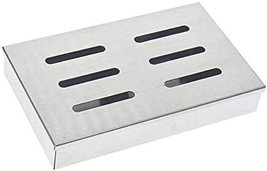 ZVLPE Caja De Accesorios De Acero Inoxidable Caja Cuadrada De ...