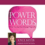 Power Words: What You Say Can Change Your Life | Joyce Meyer