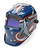 Lincoln Electric VIKING 1840 All American Welding Helmet with 4C Lens Technology - K3173-3