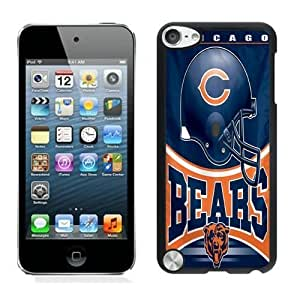NFL Chicago Bears iPod Touch 5 Case YMH90087 NFL Custom Phone Case Cover Fashion