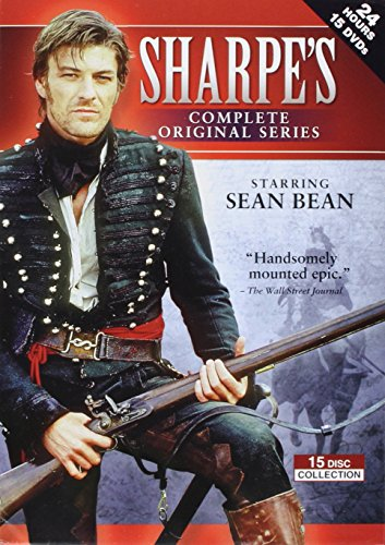 Sharpe's Complete Collection (15-dvd set) by