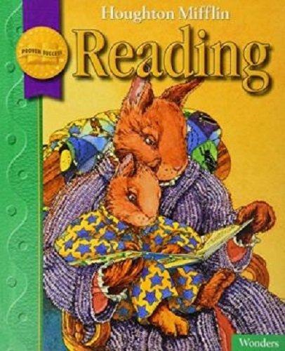Houghton Mifflin Reading: Student Edition Grade 1.5 Wonders 2008