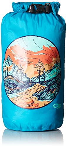 Outdoor Research Graphic Dry Sack 10L Alpenglow Bag, Typhoon, 1size