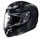 HJC Helmets Unisex-Adult Full-face-Helmet-Style RPHA 11 Pro Carbon Black Large