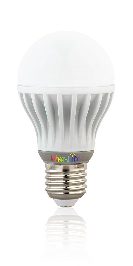 Bombilla Full Spectrum LED E27, 12W, dimable