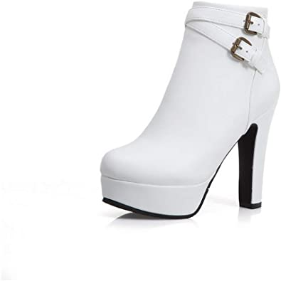 Plus Size Women's Boots Sexy High Heels