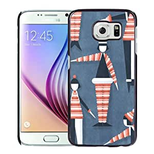 Fashionable Custom Designed Cover Case Samsung Galaxy S6 With Cartoon Soldier Phone Case Cover
