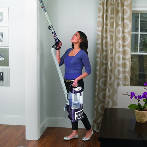 Shark Navigator Lift-Away Deluxe Upright Vacuum, Purple (NV361PR) by SharkNinja (Image #3)