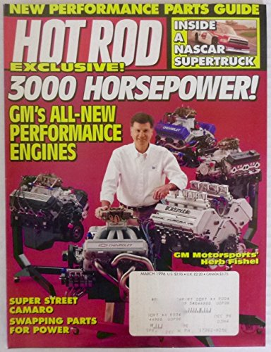Hot Rod March 1996
