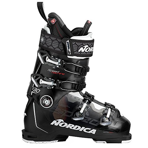 Nordica Speedmachine 130 Carbon Ski Boot - Men's One Color, 26.5