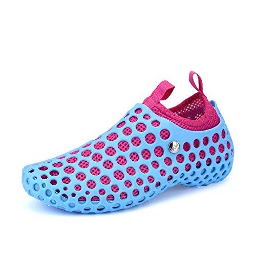 para Casual Agua Botia de Sky de de Zapatos Hombre de Playa Transpirables Verano Hombres Azul Zapatos Unisex Mocasines Zapatos RRarP5