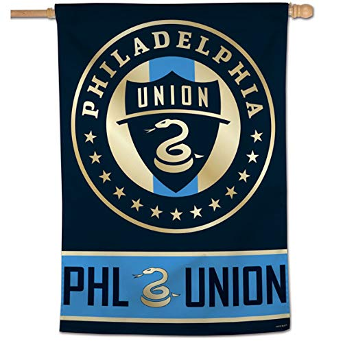Wincraft Philadelphia Union New Logo House Flag and Banner